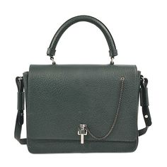 CARVEN Malher Double-Carry Bag. #carven #bags