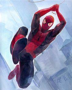 Homem-Aranha de Alex Maleev