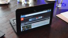 Phonepad Turns your Phone into a Tablet