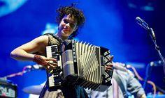 Régine Chassagne, Arcade Fire