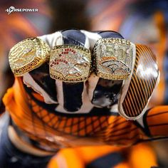Nothing matters more than Rings baby!