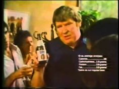 1980 #superbowl ad from #Miller with John #Madden - great tagline