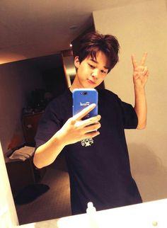 BTS Jimin 지민 방탄소년단 twitter update♥