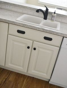 """Ana White   Build a 30"""" Sink Base - Momplex Vanilla Kitchen   Free and Easy DIY Project and Furniture Plans"""