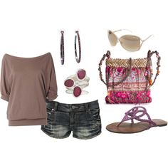Berry, created by michlee on Polyvore