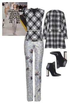 """Get The Look"" by ronnieb34 ❤ liked on Polyvore featuring Giambattista Valli and GiambattistaValli"