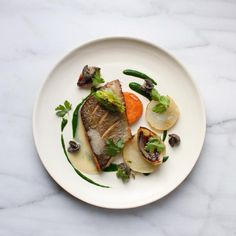 Alex Edmonson plates up #Chefs #Gallery