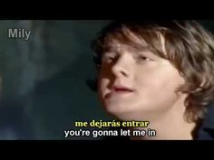 Keane - Somewhere Only We Know Subtitulado Español Ingles - YouTube