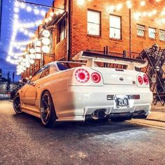 Nissan Gtr R34, R34 Gtr, Best Jdm Cars, Nissan Gtr Skyline, Nissan Silvia, Lamborghini Gallardo, Japanese Cars, Corvette, Dream Cars