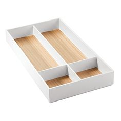 Image Of Lipper International Bamboo Compartment Organizer T https amazon dp BKAZOS ref udcm sw r pi dp x akfTybPEMMX House Pinterest