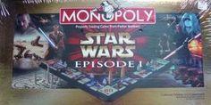 Monopoly Star Wars Episode I Board Game Made by Hasbro --- http://www.amazon.com/Monopoly-Star-Episode-Board-Hasbro/dp/B0079SW7XY/?tag=kelansmobilem-20