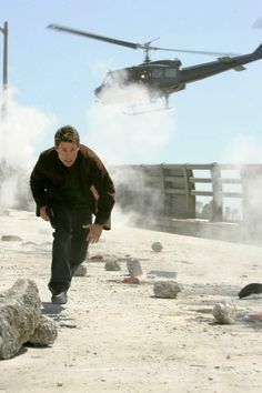 Ethan Hunt (Mission Impossible 1-4) played by Tom Cruise.