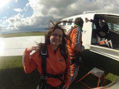 It's a bit windy out! #skydiving  http://www.gojump.de/en.html