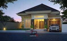 Small House Design, Modern House Design, Modern House Facades, Aesthetic Room Decor, Facade House, Dream Rooms, Home Fashion, My Dream Home, Exterior Design