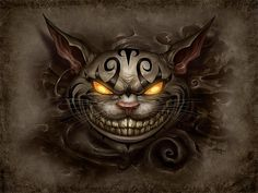 The Cheshire Cat in Alice: Madness Returns