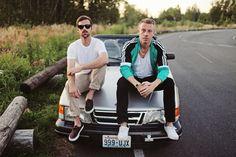 THE Men... Macklemore and Ryan Lewis