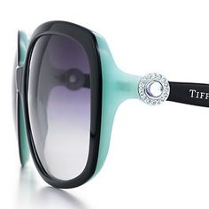 If something bad ever happened to my Ray Bans (God forbid!) I'd probably have to splurge on Tiffany.