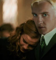 Dramione Manip 2 by lonelyhoran on DeviantArt Harry Potter Couples, Harry Potter Feels, Draco Harry Potter, Harry Potter Actors, Harry Potter Tumblr, Harry Potter Universal, Draco Malfoy Quotes, Draco And Hermione Fanfiction, Draco Malfoy Aesthetic