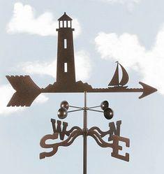 EZ Lighthouse Weathervane Package