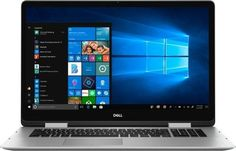 Dell Inspiron 2 In 1 17 3 Touch Screen Laptop Intel Core Memory Nvidia Geforce Hard Drive Silver Windows 10, Touch Screen Laptop, Network Icon, Usb, Dell Laptops, Sd Card, Wifi, Cool Things To Buy, Acer Laptops