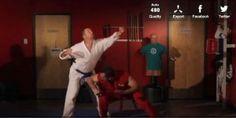 Une vidéo où Master Ken nous montre 100 manières de détruire son adversaire en attaquant les bourses ! 100 manières d'attaquer les testicules par Linsolitetv
