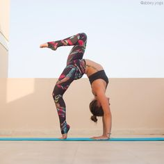 """Urdhva Dhanurasana • Wheel Pose""Trust yourself. Create the kind of self that you will be happy to live with all your life. Make the most of yourself by…"""