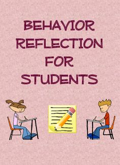 This product is an ideal product to supplement your classroom management / behavior intervention plan. I recommend creating a behavior reflection station in your classroom with a binder full of these behavior reflection sheets. Students will: - Identify the rule (or rules) he or she broke - Describe what he / she was doing to break the rule - Provide parent contact information - Write the rule he / she broke 20 times