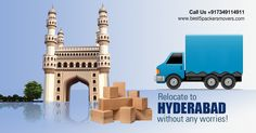 Hyderabad, known as a fascinating city, offers with lots of career opportunities, is a place where people want to visit and you may also be the one would be planning to reach there, if yes then you can get help from packers and movers in Hyderabad. #packersandmoversinhyderabad #moversandpackersinhyderabad
