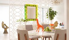 Palm Springs DR designed by Jonathan Adler... perfection!