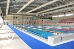 Adnan Menderes Üniversitesi - Spor Merkezi - Kapalı Yüzme Havuzu