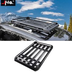 For Jeep Grand Cherokee 2014 2015 2016 2017 For Ford Explorer 2011 2012 2013 2014 2015 2016 2017 Jeep Grand Cherokee Accessories, Ford Explorer Accessories, Grand Cherokee 2014, Roof Rack, Offroad, Basket, Cars, Off Road, Autos