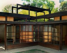 Rudolph Schindler - King's road/Schindler house, West Hollywood 1922. timeless.