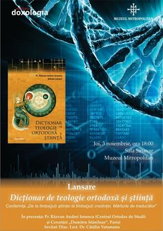 Apariție inedită pe piața de carte din România: Dicționar de teologie și știință Oras, Movies, Movie Posters, Author, Films, Film Poster, Cinema, Movie, Film