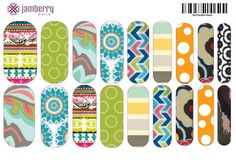 Through our Nail Art Studio you can Custom Create any Nail wrap-- for those that want a creative way to advertise your business here you go-- a few sample pics. Origami Owl, In A Pickle, It Works, Miche,Tupperware, Perfectly Posh, but the sky is the limit!!!! Just click on this link select shop, then Nail Art Studio and create!!! Have fun!! http://simplynailsbyjanet.jamberrynails.net/