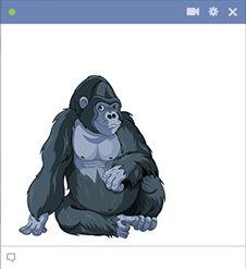 Gorilla for Facebook