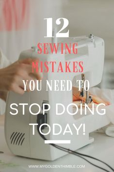 Sewing Techniques Couture We need to stop doing this Sewing Mistakes if we want to improve the quality of our sewing projects Sewing Hacks, Sewing Tutorials, Sewing Crafts, Sewing Tips, Sewing Basics, Sewing Ideas, Basic Sewing, Sewing Lessons, Dress Tutorials
