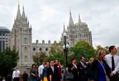 Mormon Church Just Codified Two Major Policies Involving People 'In Same-Gender Marriage' and Their Children.