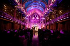 Pink Ballroom Wedding Jacquelyn Poussot  http://www.orensanzevents.com/gallery.html