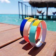 ✖HAPPINESS IN THE SUN✖ Comme une envie d'été & de soleil avec les joncs de la collection TAO ✨ A découvrir sur l'e-shop - Lien direct ds la bio   #chill #girl #love #eyes #beautiful #happy #beach #lilieandkoh #sunset #bracelets #concours #fashion #beach #friends #bijoux #holiday #instatravel #boho #plage #wanderlust #travel #picoftheday #bikini #like4like #cute #l4l #fashionista #follow #stacks #instagood Bio, Bracelets, Comme, Chill, Like4like, Wanderlust, Happiness, Wedding Rings, Bikini