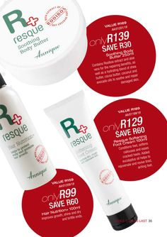 Annique | Monthly Specials ~ Rooibos-Miracle Body Butter, Aloe, Personal Care, Self Care, Personal Hygiene, Aloe Vera