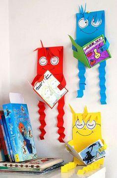 Sew,trim ricrac etc for library corner School Displays, Library Displays, Classroom Displays, Classroom Decor, School Board Decoration, School Decorations, Diy And Crafts, Crafts For Kids, Paper Crafts