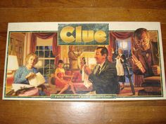 Ancestor Puzzles: Playing Clue Game with Genealogical Documents 1980s Childhood, Childhood Games, Childhood Memories, Clue Board Game, Clue Games, 21 Cards, Classic Board Games, Board Games For Kids, Barbie Toys
