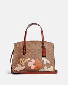 CHARLIE CARRYALL IN SIGNATURE CANVAS BY MARLEIGH CULVER