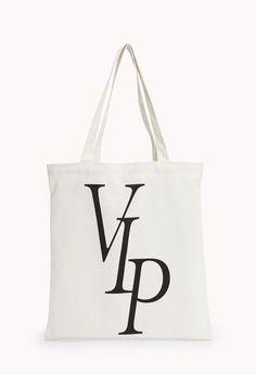 Statement-Making VIP Tote