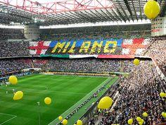 Giuseppe Meazza, AC Milan-FC Internazionale, Milan, Italia