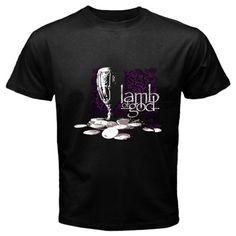 lamb of god band tshirt Size S M L XL 2XL  3XL 4XL and 5XL | butikonline83 - Clothing on ArtFire $18