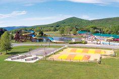 Family-friendly camping in the Shenandoah Valley | Yogi Bear's Jellystone Park in Luray, VA