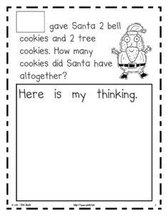 For math journals Math Classroom, Kindergarten Math, Teaching Math, Classroom Ideas, Preschool, Math Resources, Math Activities, 1st Grade Math, Grade 1