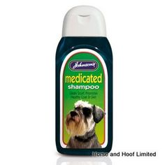 JVP Medicated Dogs Shampoo JVP Medicated Shampoo clears scurf promotes healthy…