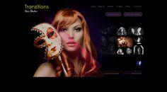 Webfin Studios Design Work - Saloon Industry